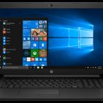 HP 17t 10th-Gen Ice Lake i7 Laptop