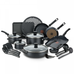 T-fal 22pc Nonstick Cookware Set
